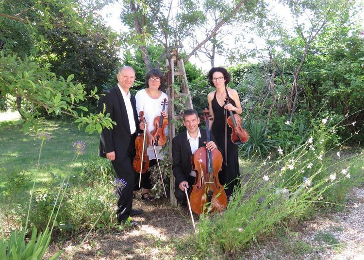 Arabesques : Quatuor à cordes à Blois
