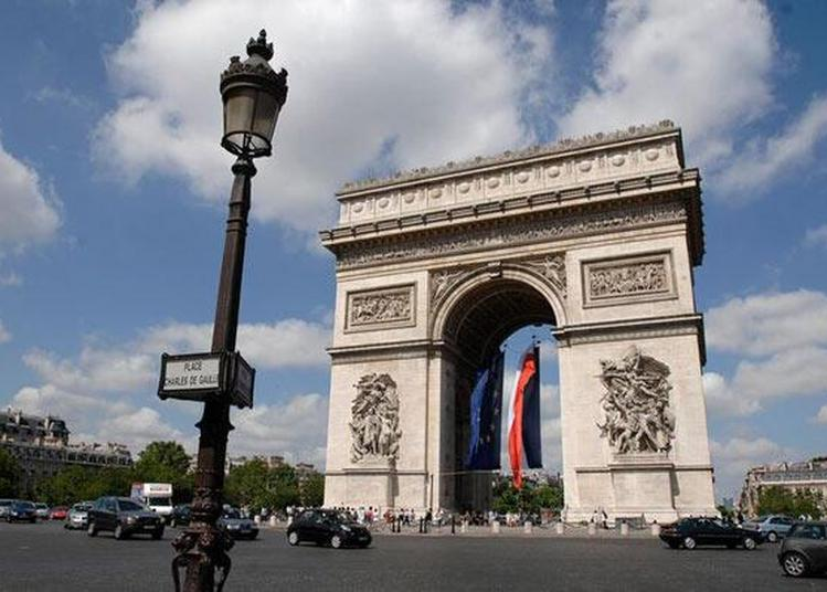Arc De Triomphe à Paris 8ème