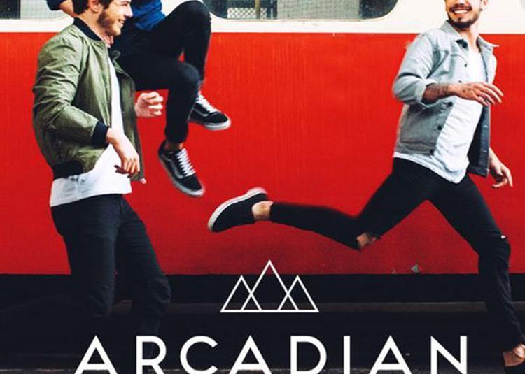 Arcadian à Paris 11ème