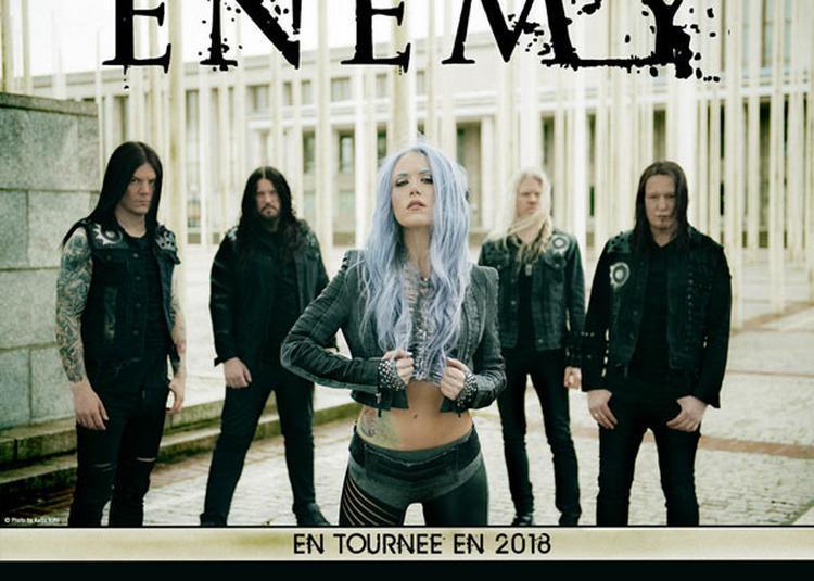 Arch Enemy à Lille
