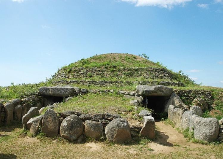 Archéologie Et Mégalithisme à Saint-nazaire : Le Tumulus De Dissignac à Saint Nazaire