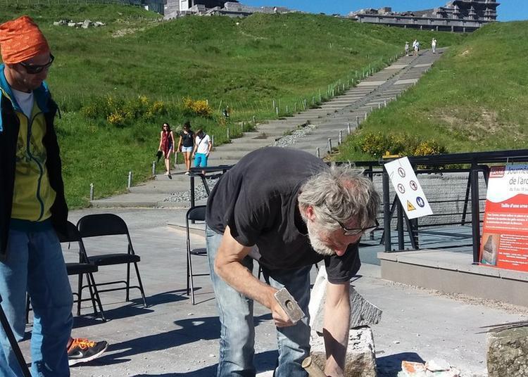 Archéologie Expérimentale à Orcines