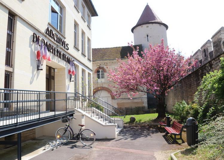 Archives Départementales De L'yonne à Auxerre