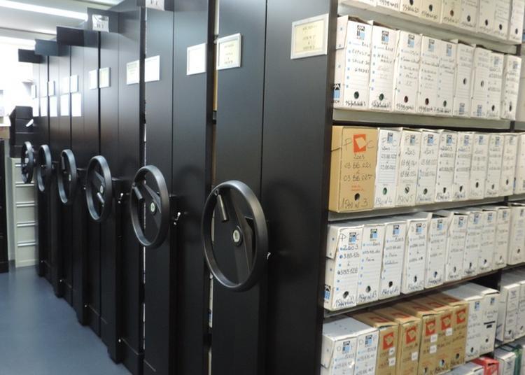 Archives Municipales à Les Sables d'Olonne