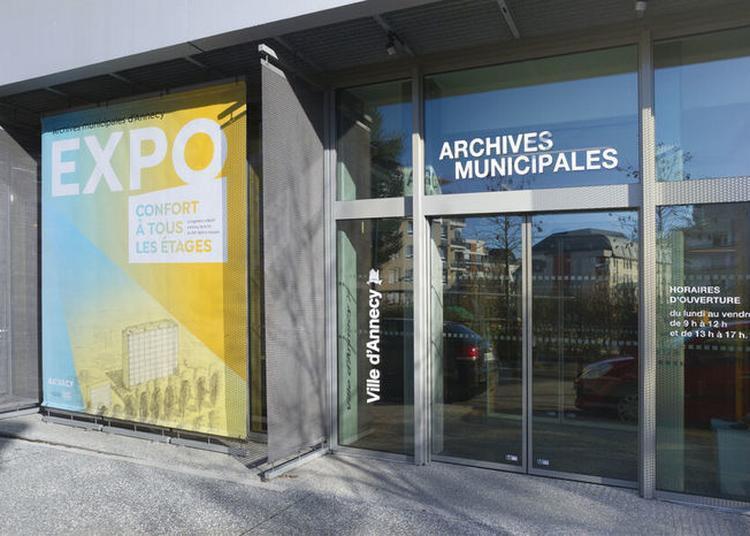 Archives Municipales D'annecy à Annecy