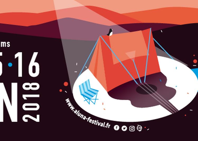 Ardeche Aluna Festival 2018