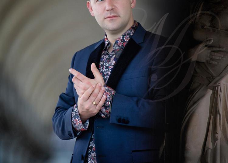 Arias Baroques Contre-ténor Mathieu Salama à Frejus