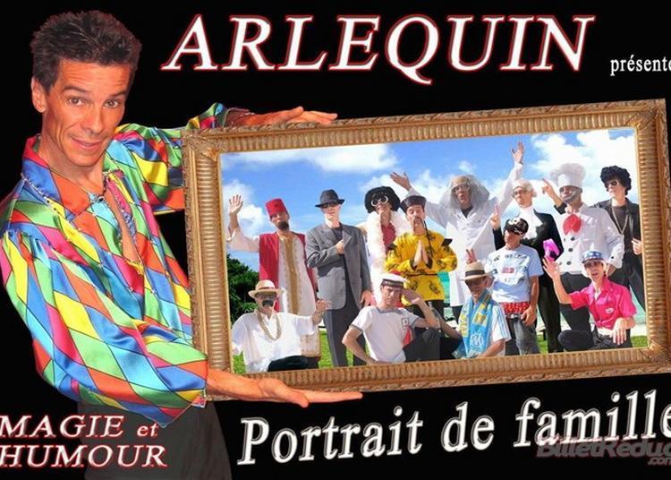 Arlequin Dans Portrait De Famille à Toulon