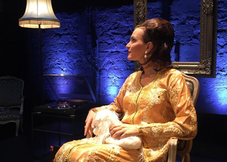 Armelle, une heure avec Maria Callas à Saint Malo