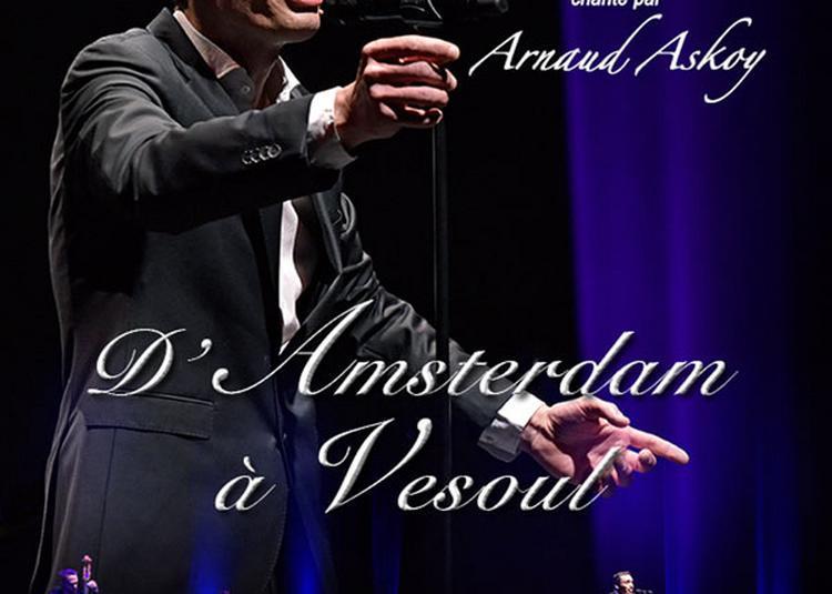Arnaud Askoy à Longjumeau