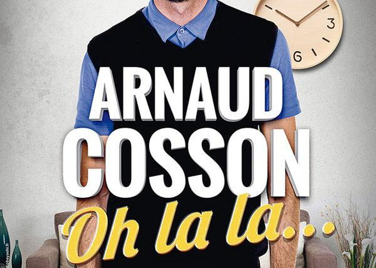 Arnaud Cosson à Versailles