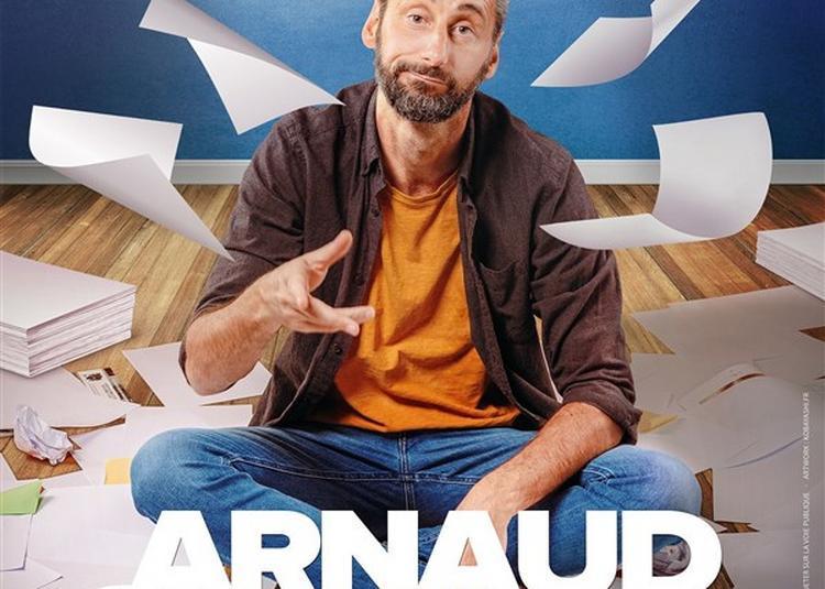 Arnaud Cosson Dans Le Syndrome De La Page Blanche à Paris 4ème