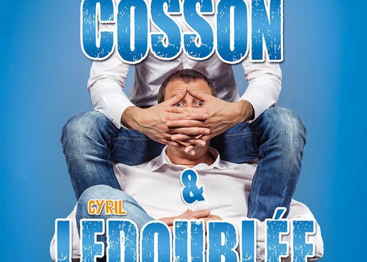 Arnaud Cosson Et Cyril Ledoublee à Lyon