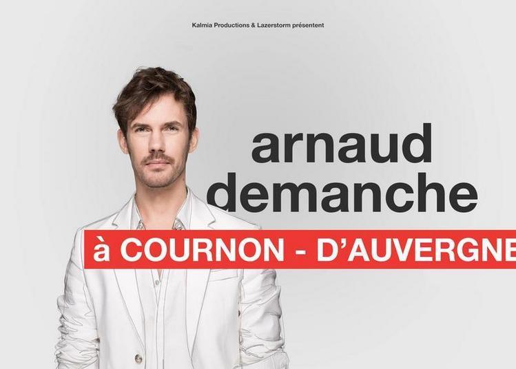 Arnaud Demanche à Cournon d'Auvergne