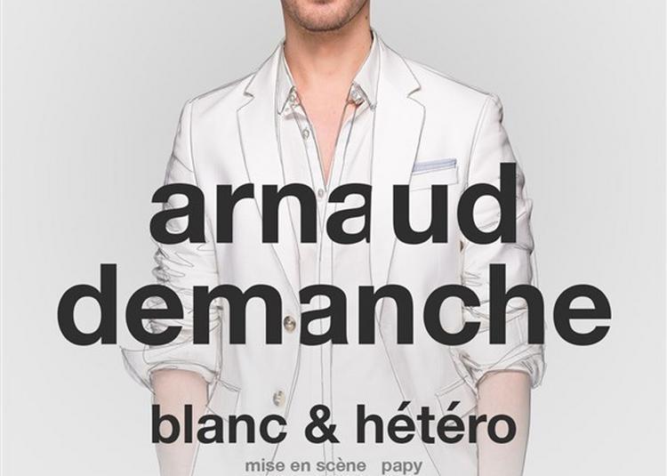 Arnaud Demanche Dans Blanc Et Hétéro à Chateauroux