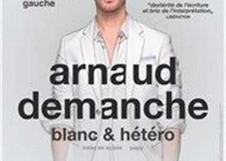 Arnaud Demanche Dans Blanc & Hetero à Auxerre