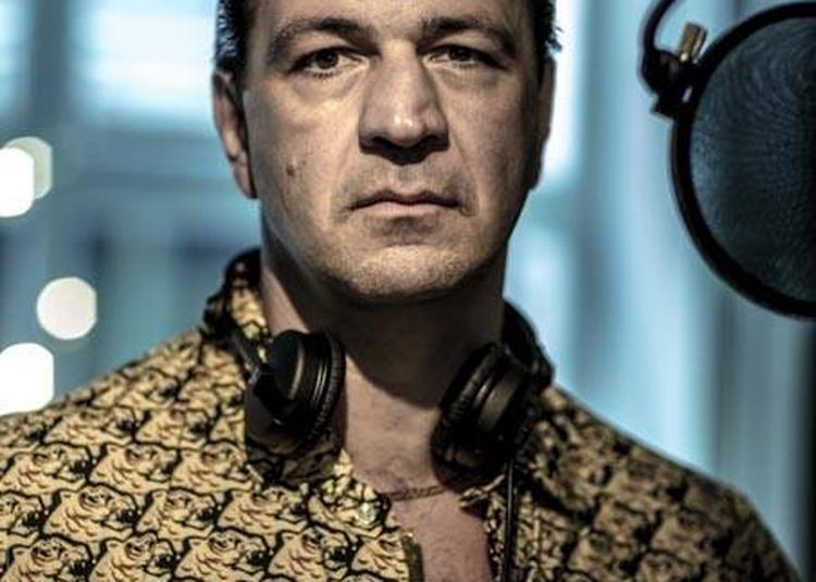 Arnaud Rebotini - Solo Live Ambient à Grenoble