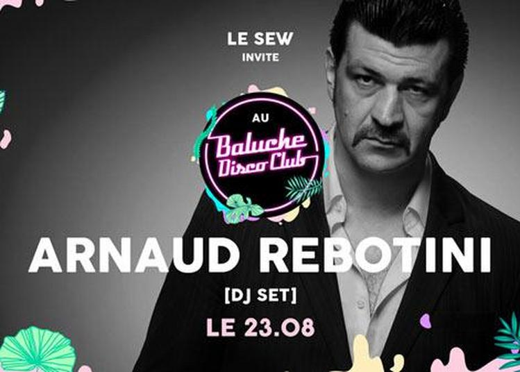 Arnaud Rebotini [dj Set] + Guest à Morlaix