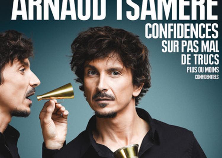 Arnaud Tsamere à Vierzon