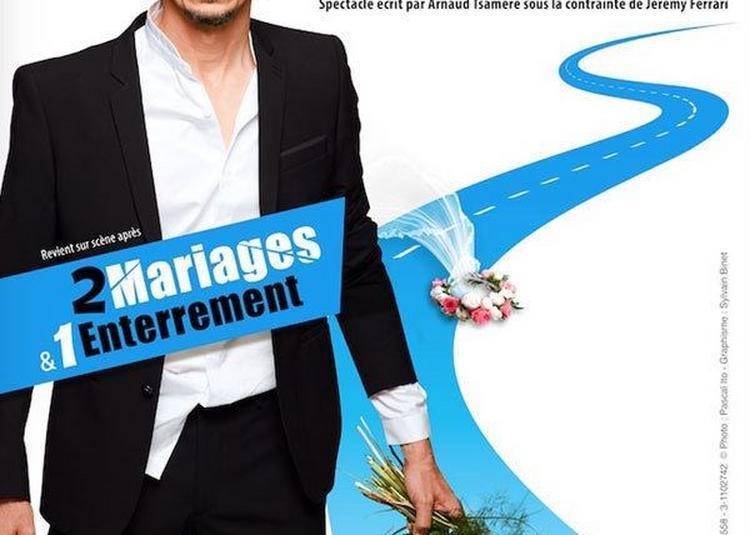 Arnaud Tsamère Dans 2 Mariages & 1 Enterrement à Tinqueux