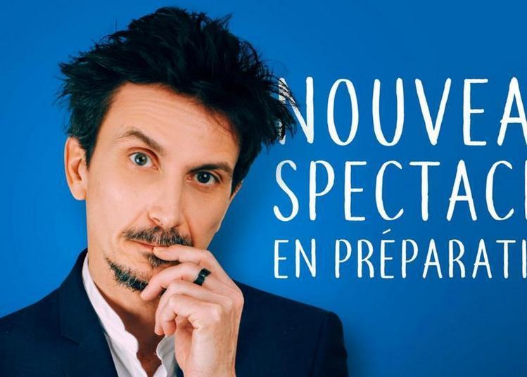 Arnaud Tsamere - report à Paris 18ème