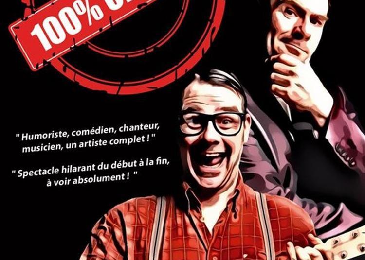 Arno Maxx Dans 100% Original à Nimes