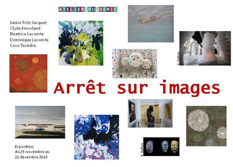 Arrêt sur images à Paris 12ème