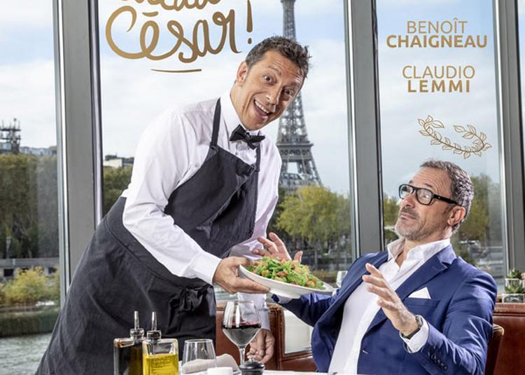 Arrete Tes Salades Cesar ! à Paris 8ème