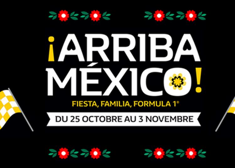 Arriba México ! à Paris 8ème