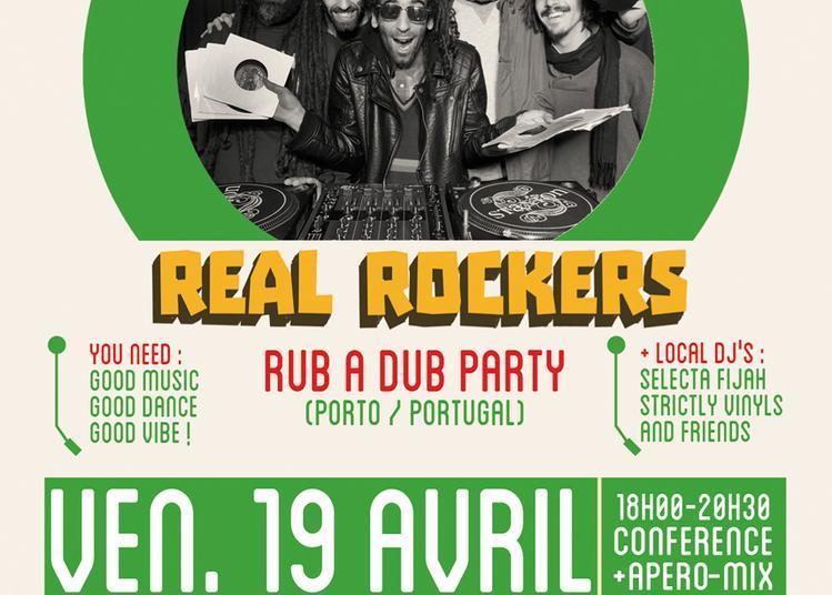 Arsenal Vinyl Club #5 Invite Real Rockers à Tarbes