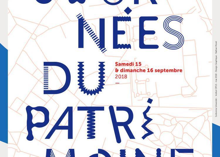 Art Et Histoire Du Campus Pierre Et Marie Curie à Paris 5ème