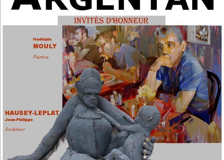 Art Expo 5e : Exposition d'art plastique à Argentan