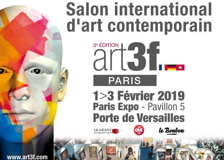 Art3f à Paris 15ème