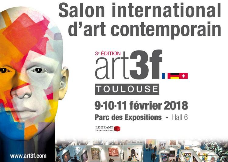 Art3f Toulouse 2018