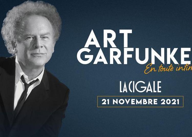 Art Garfunkel à Paris 18ème