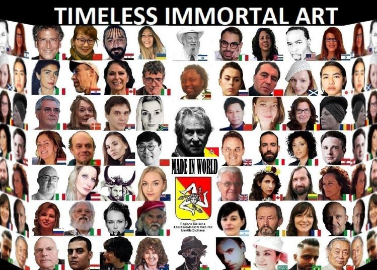 Art Immortel Intemporel à Arnac la Poste