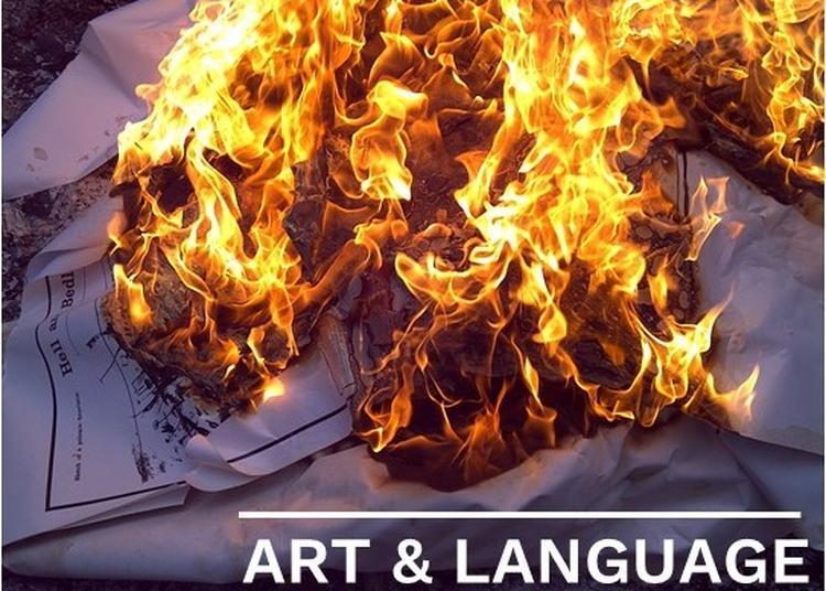 Art & Language : Reality (Dark) Fragments (Light) à Montsoreau