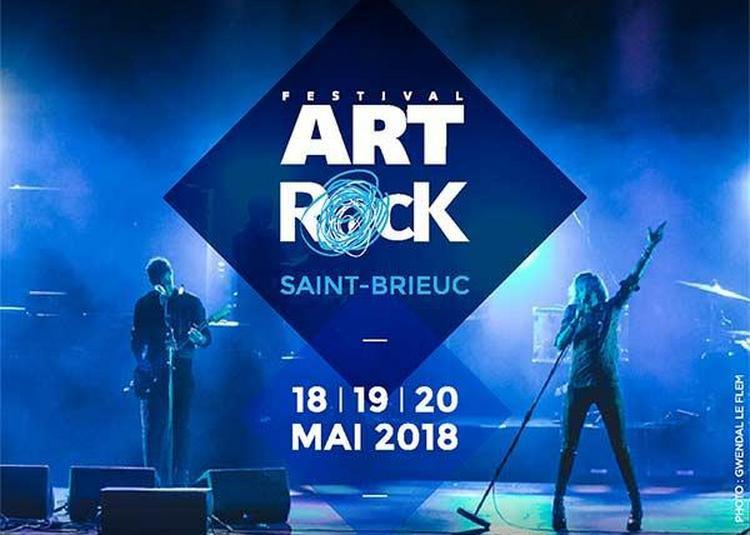 Art Rock- Grande Scene 3 Jours à Saint Brieuc