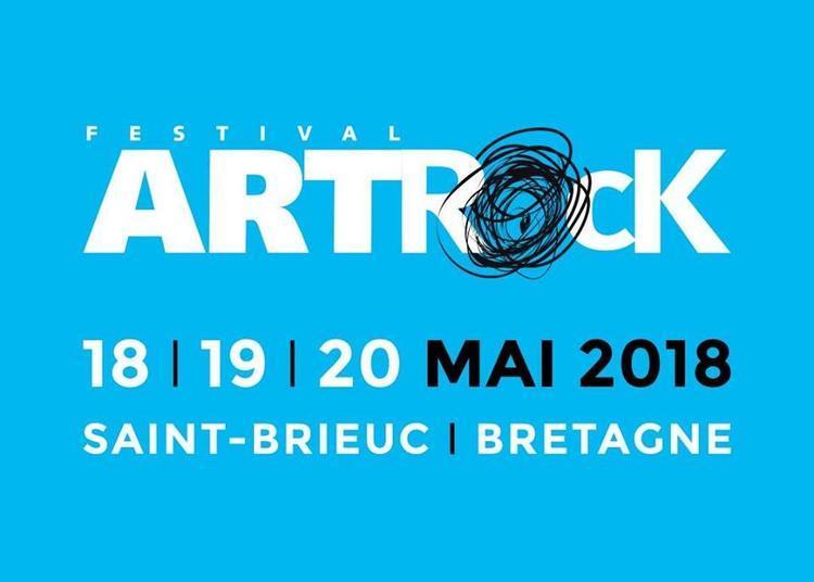 Art Rock Grande Scène Vendredi à Saint Brieuc