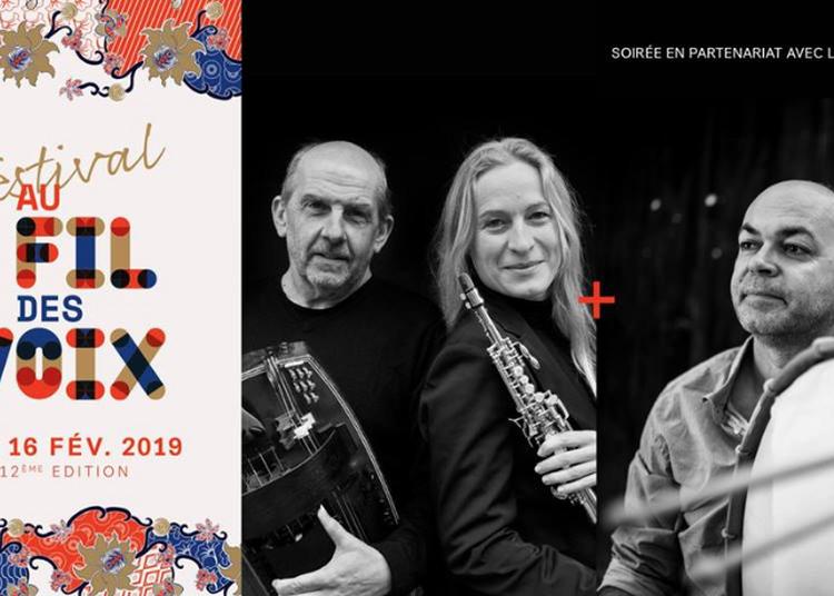 Artho Duo / Laurent Cavalié - Festival Au Fil des Voix à Paris 15ème
