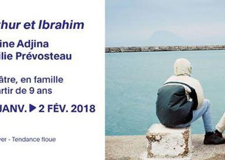 Arthur et Ibrahim / Amine Adjina - Emilie Prévosteau à Paris 20ème