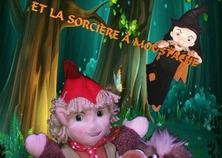 Arthur Et La Sorcière à Moustache à Valbonne