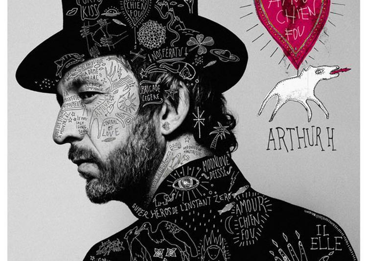 Arthur H à Paris 9ème