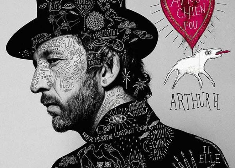 Arthur H à Evreux