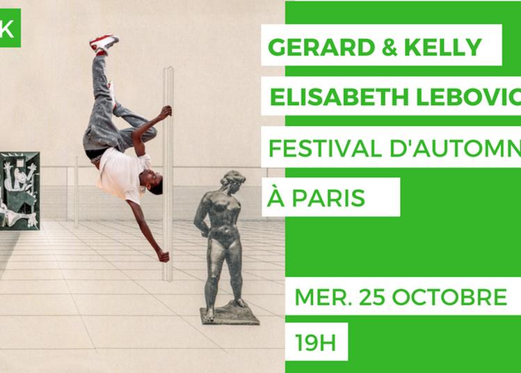 Artist Talk : Gerard & Kelly - Elisabeth Lebovici à Paris 16ème