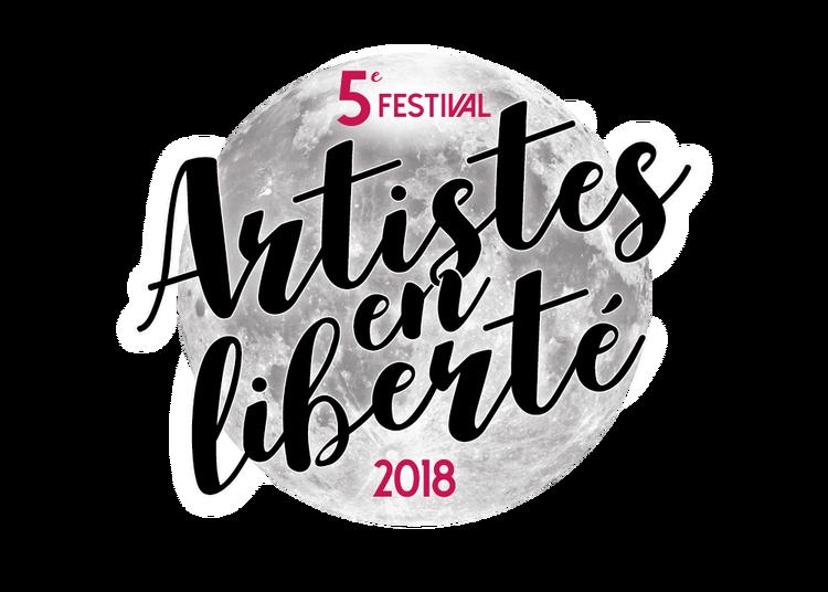 Artistes en liberté 2018