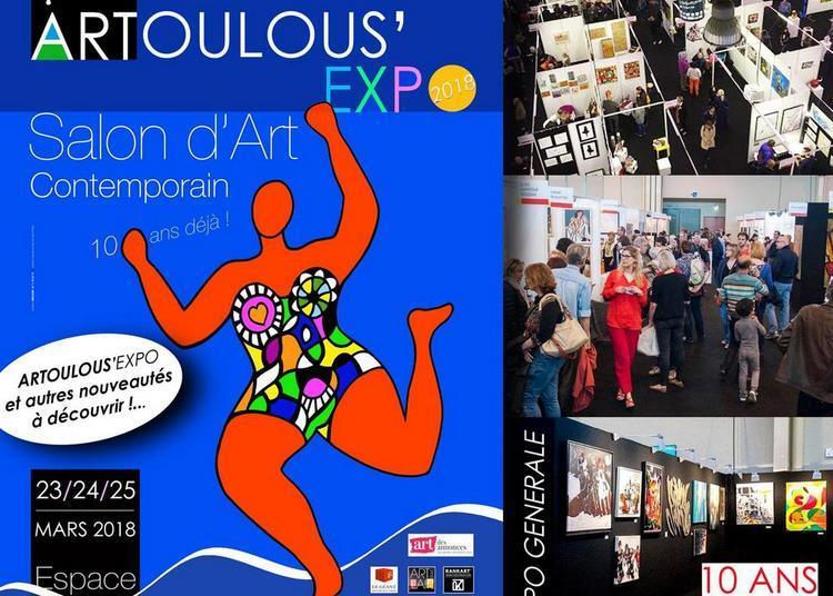 Artoulous'Expo à Saint Orens de Gameville
