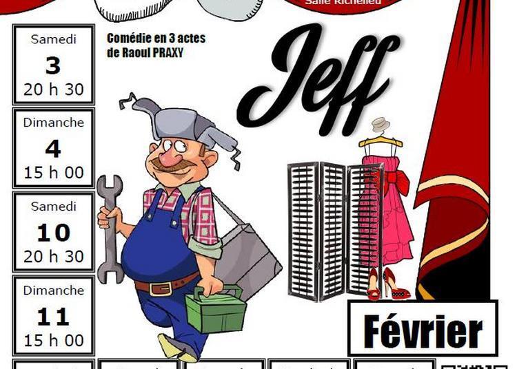 Jeff à Saint Denis la Chevasse