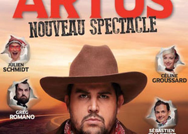 Artus - Duels A Davidejonatown à Ploemeur