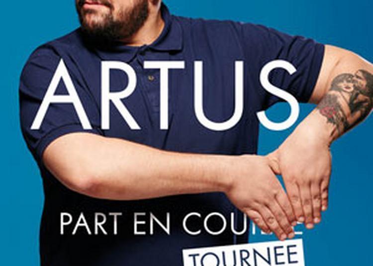 Artus part en tournée à Bellerive sur Allier